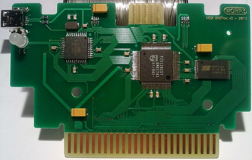 New MIDI-PAC PCB